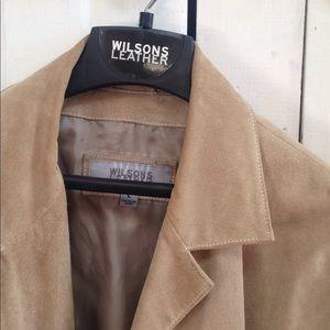 Other - Wilsons leather jacket M. Julian Tan